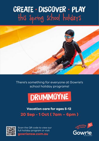 A5 Drummoyne